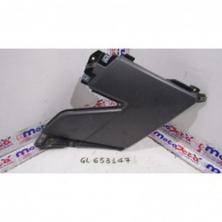 Protezione sx tunnel centrale Footboard left guard Gilera GP 800 07 11