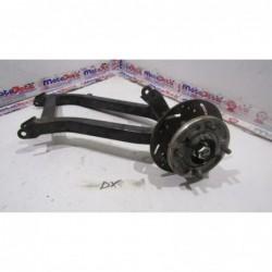 Braccio sospensione posteriore sinistro left arm hub Lieger X-T00 r s