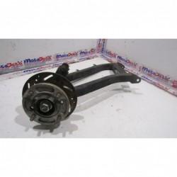 Braccio sospensione posteriore destro right rear arm hub Lieger X-T00 r s