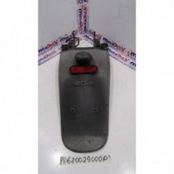 Parafango posteriore portatarga Rear mudguard Piaggio Beverly 500 02 08