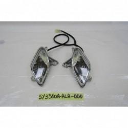 Coppia frecce posteriori Rear indicators Sym Fiddle 50 125 07 11