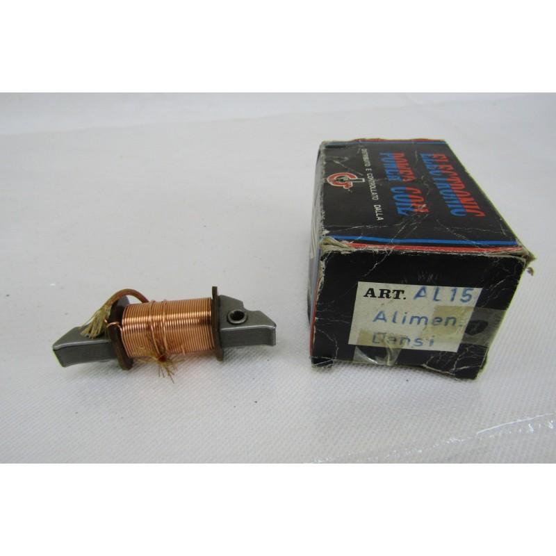 Bobina alta tensione moto epoca High voltage coil IMPIANTO DANSI GIROMATIC