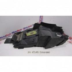 Plastica sottocoda Under tail fairing Suzuki GSX R 600 SRAD 97 00 TAGLIATO