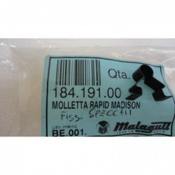 Molletta rapid madison fissaggio specchi Mirror glass clamp Malaguti