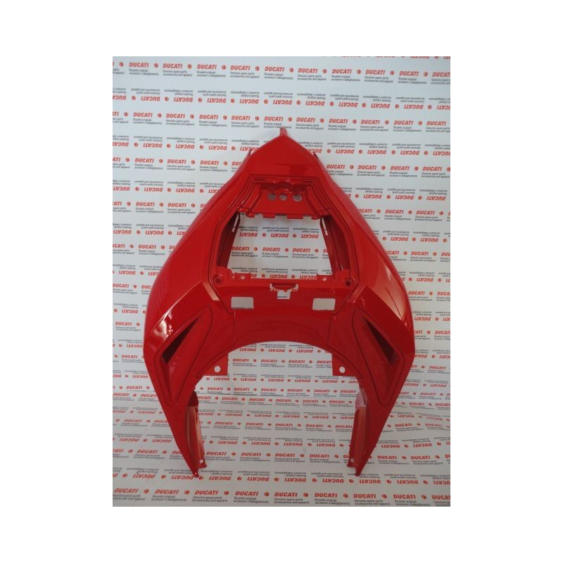 Codone coda carena rear tail fairing verkleidung red Ducati Streetfighter 1098