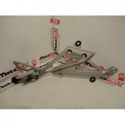 Pedana posteriore destra right footpeg footboard Honda Integra 700 750 12 16