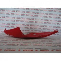 Coda codone carena Destra Rosso  rear fairing Right Red Ducati Panigale 1199