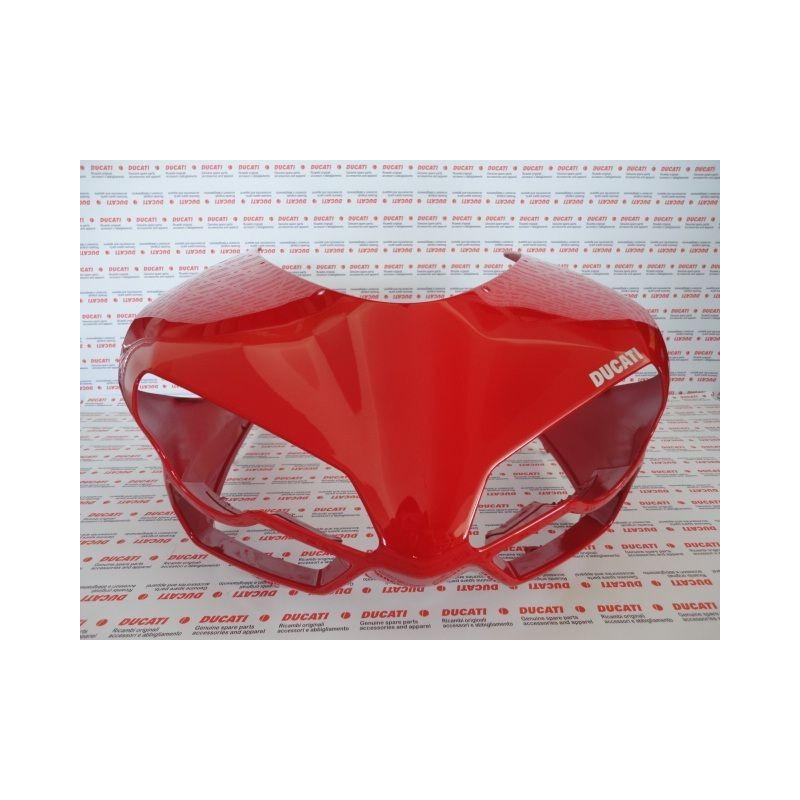 Cupolino carena front upper fairing nose verkleidung panel Ducati 1098 1198 848