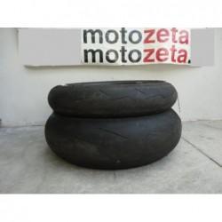 Pneumatici Gomme Pirelli Diablo Supercorsa SC2 Used Tyres 120/70-17 180/55-17