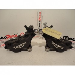 Pinze freno anteriori Front brake calipers Triumph Tiger Explorer 1200
