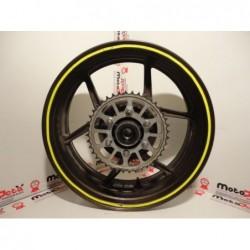 Cerchio posteriore Wheel felge Rims Rear Kawasaki Ninja ZX 10 R 04 05