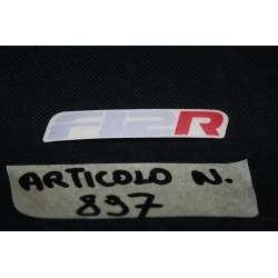 """Adesivi """"F12 R"""" Decals..."""