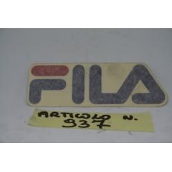 """Adesivo """"FILA"""" Decal sticker"""