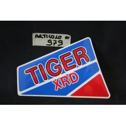 "Adesivo dx/sx ""TIGER XRD""..."