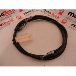 Cavo freno a mano posteriore originale usato Rear hand brake cable original used Aprilia SRV 850 12-14