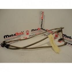 Tubi freno anteriori originali usati front brake hoses original used ktm Super Duke 990 2005-2007