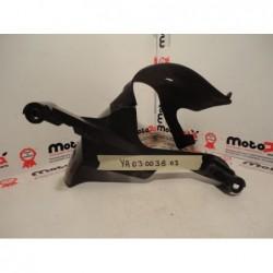 Parafango posteriore Usato Originale rear fender Nose Verkleidung Panel Yamaha  X-MAX 10-14