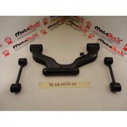 Braccio supporto sospensione motore support arm suspension motor X MAX 250 05 14