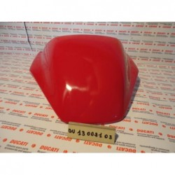 Unghia Monoposto Rosso Rear cover seat cowl red Ducati Monster S4R S2R