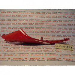 Coda codone Destra Rosso rear fairing Right Red Ducati Panigale 1199 s 899