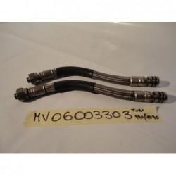 Tubi Radiatore olio oil cooler tubes Kuhlerlufter Mv Agusta Brutale 990 r 1090 rr  10-14