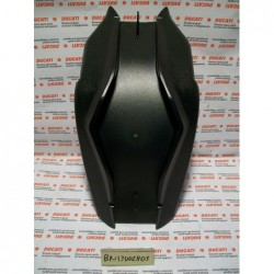 Porta targa cover rear fairing Verkleidung bracket plate Benelli TNT 1130 K