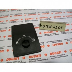 Flangia serratura valigia borsa flange lock bag Ducati