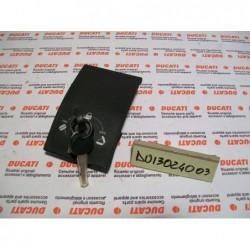 Serratura valigia borsa lock bag Ducati
